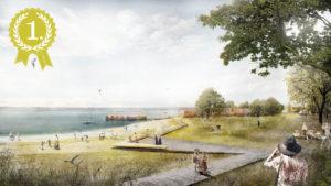 Zwenkauer See | labor4+ | 1. Preis | Strand