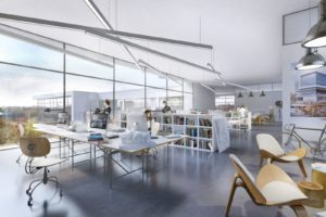 RIT Berlin | Groot Architekten | Büro