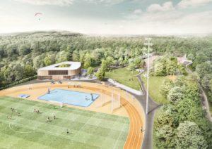 Sportzentrum Georgsmarienhütte | Horeis + Blatt