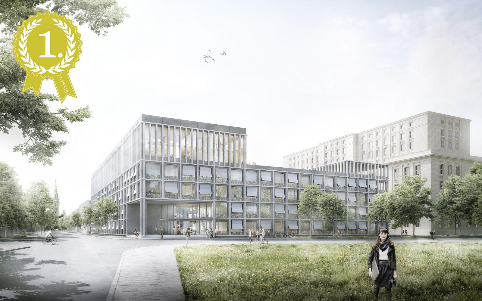 Architekten Dresden lehr und laborgebäude htw dresden rohdecan architekten gmbh 1