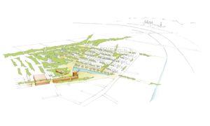 Aschaffenburg | Schellenberg & Bäumler | 1. Preis | Luftbild