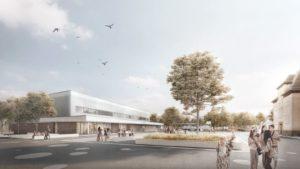 Sporthalle Niederwiesa | studio2 architekten | Hof