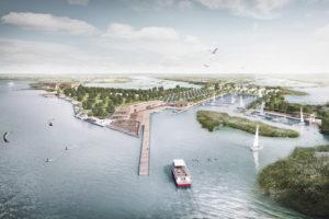 Winkelmüller Architekten & Sinai Landschaftsarchitekten | Masterplan Seebad Illmitz | Wettbewerb 1. Preis