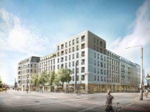 Friedrichstädter Tor Dresden | Stellwerk Architekten