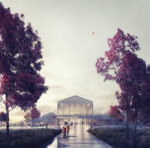Herr & Schnell Architekten | Kulturhaus auf der Freiheit | Schleswig